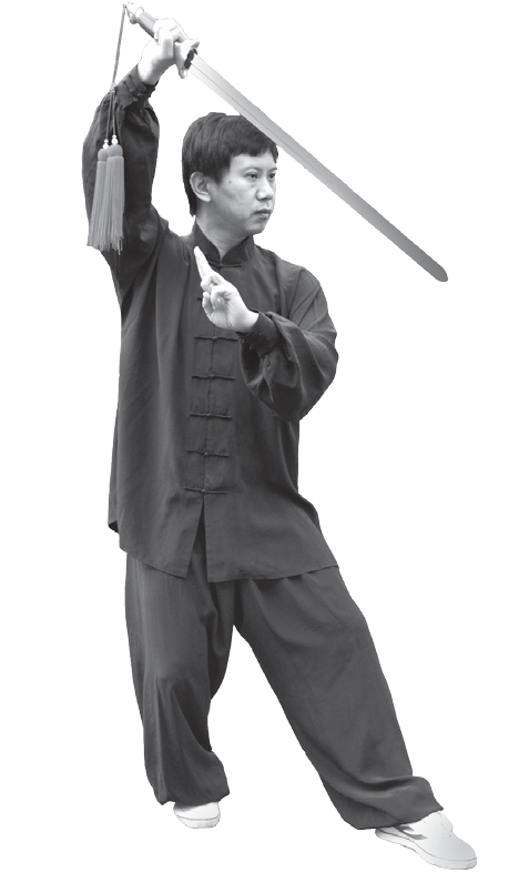 Master Yang Jun - Sword