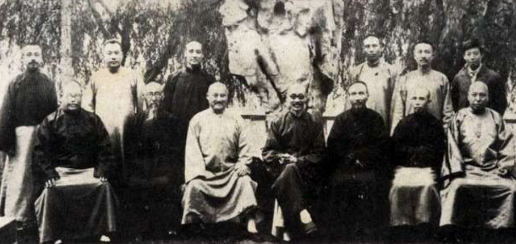 Yang Cheng Fu and Sun Lutang